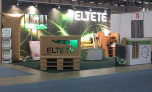 Eltete booth