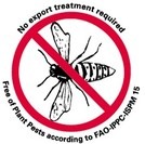 ISPM-15 Free of Plant Pests