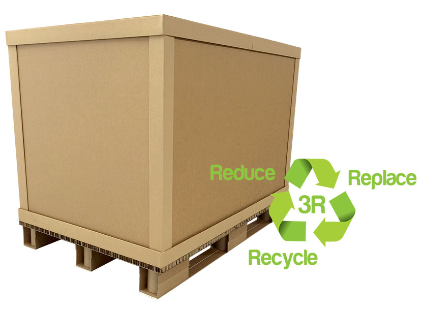 The Box with 3R