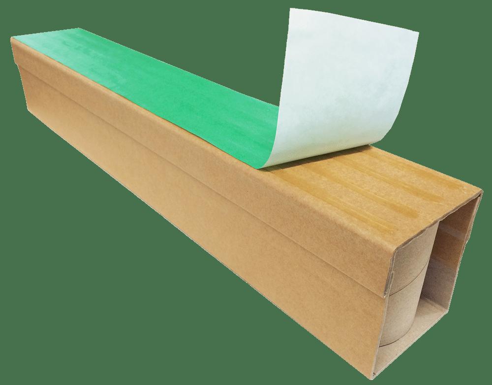 100% recyclebare Kartonpalettenfüße