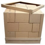 corrugated boxes packaging