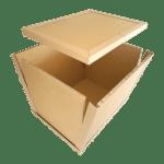 kartong låda för transport