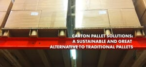 Carton pallet-a great alternative to wooden pallets